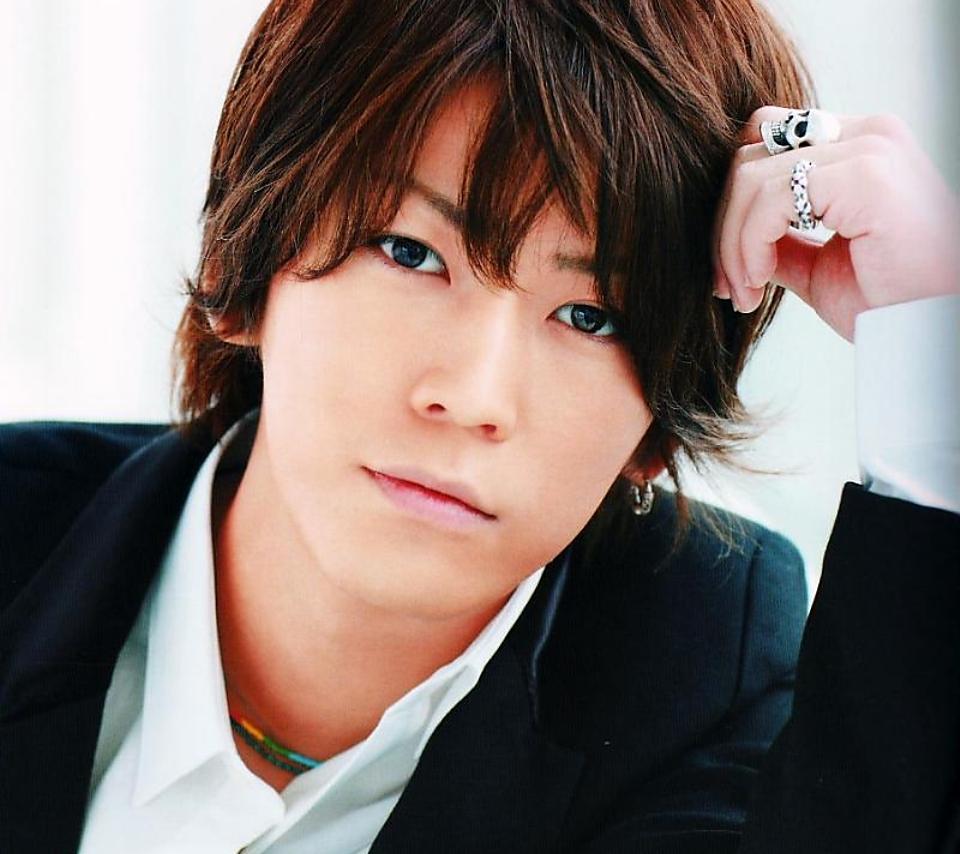 KAT-TUNの亀梨くんのアップ画像