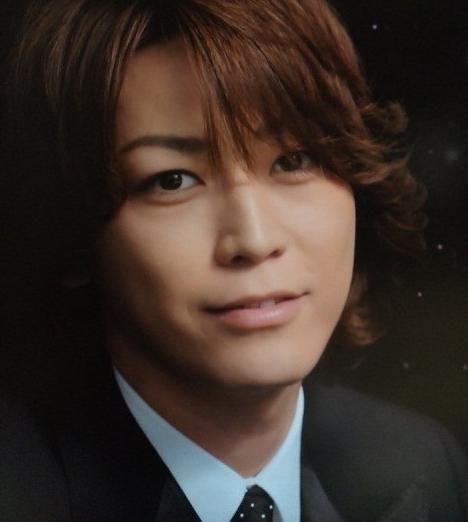 KAT-TUNの亀梨くんの微笑み