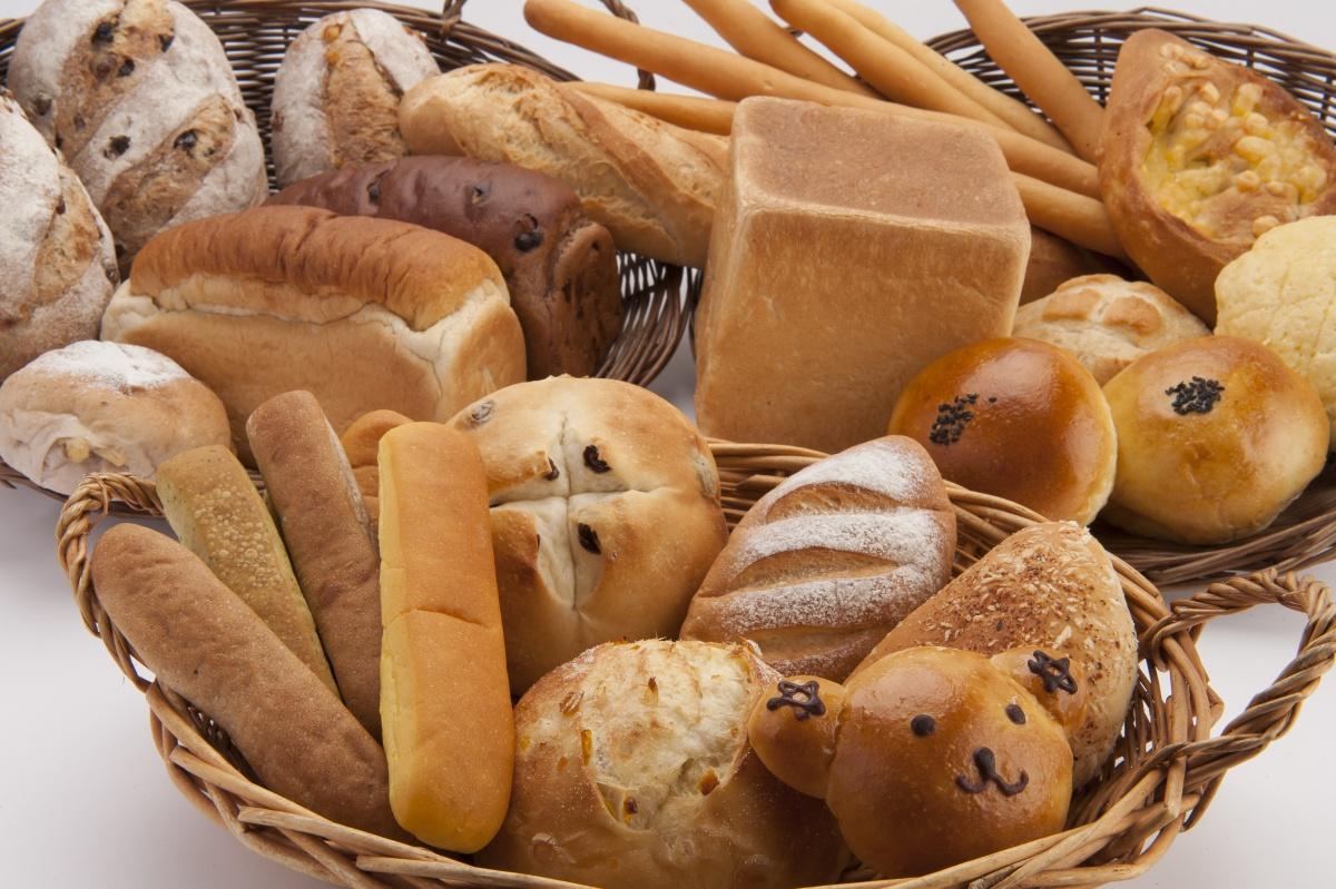 アグリン村のパン!