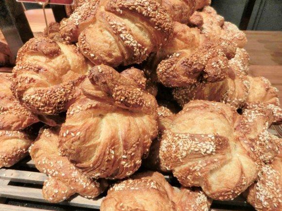 東京銀座にあるパン屋さん、ザ・シティ・ベーカリー