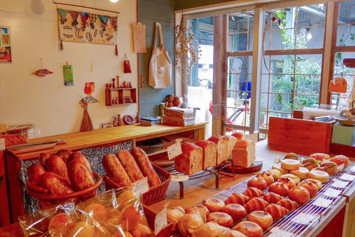 東京国分寺にあるパン屋さん、こどもパン