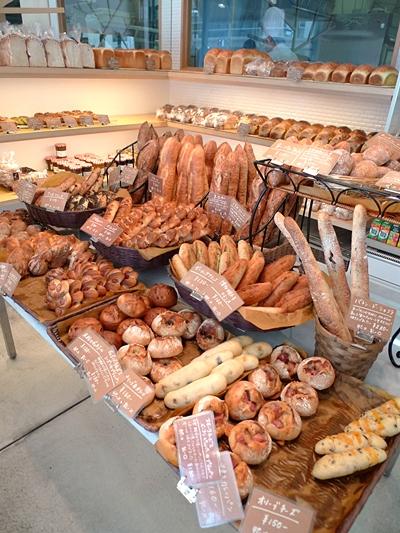 大阪のパン屋さん、ブーランジェリー グウ