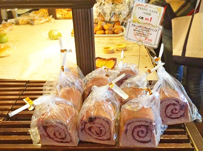 栃木県那須に本店を構えるパン屋さん、ペニーレイン