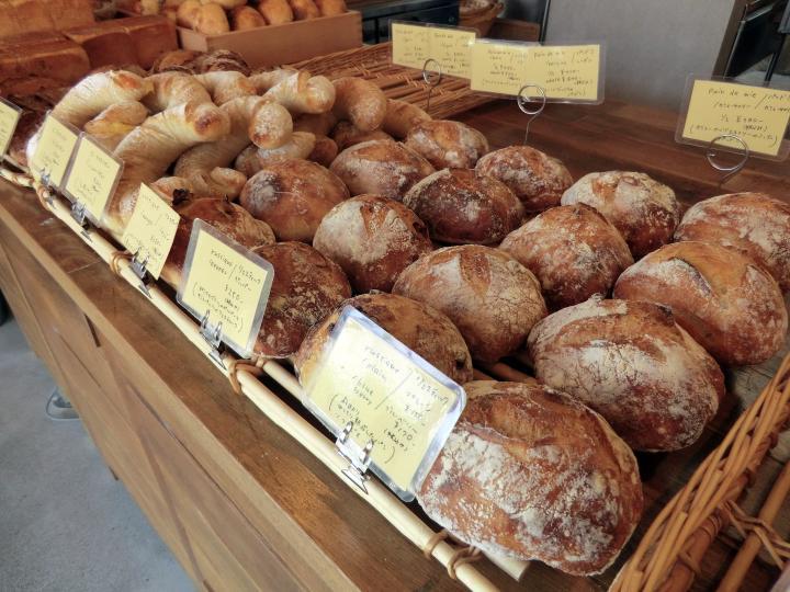 東京多摩のパン屋さん、チクテベーカリー