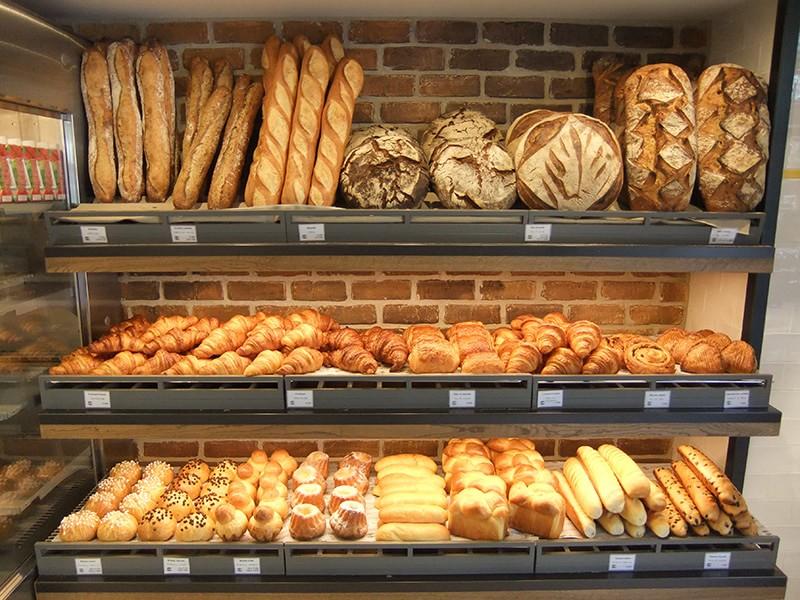 東京都港区麻布台にあるパン屋さん、メゾン・ランドゥメンヌ・トーキョー
