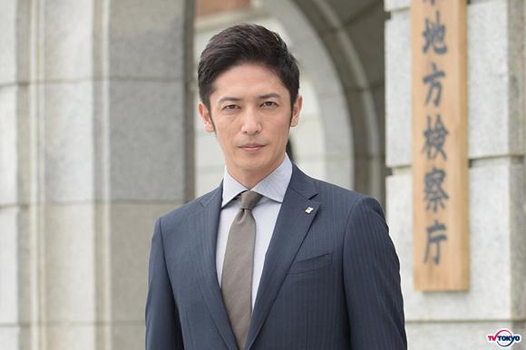 玉木宏「巨悪は眠らせない 特捜検事の逆襲」