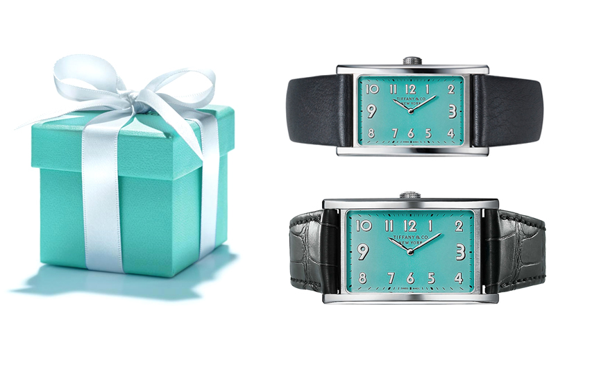 ティファニーの時計