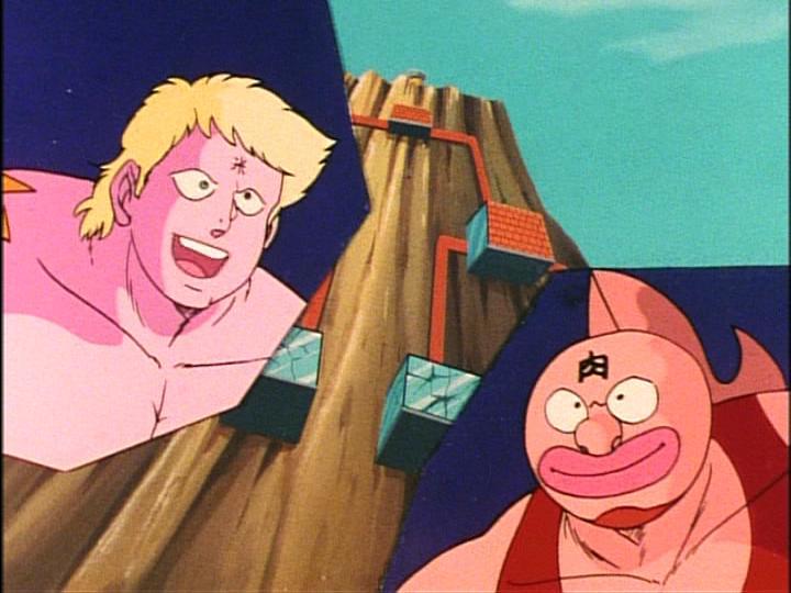 キン肉マンとテリーマン