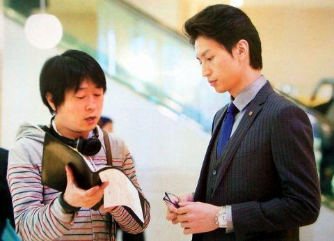 映画クローバー、古澤監督の演技指導