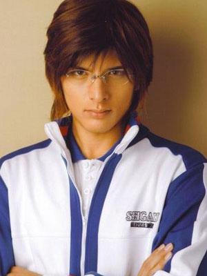 テニスの王子様、手塚役の城田優さん