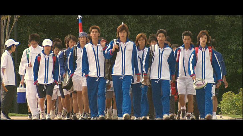 実写版映画テニスの王子様
