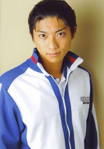 テニスの王子様、大石役の鈴木裕樹さん
