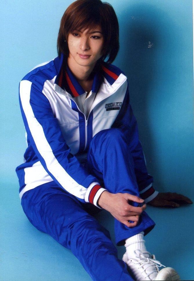 テニスの王子様、不二周助役の相場弘樹さん