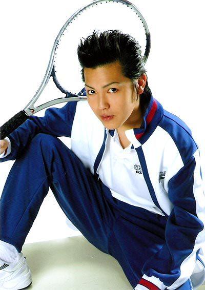 テニスの王子様、桃城武役の加治将樹さん