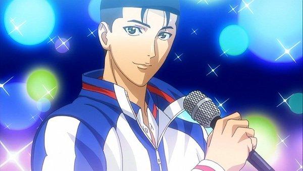テニスの王子様、大石秀一郎