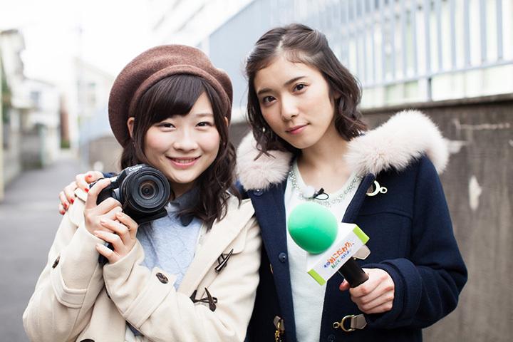 松岡茉優さんと伊藤沙莉さん