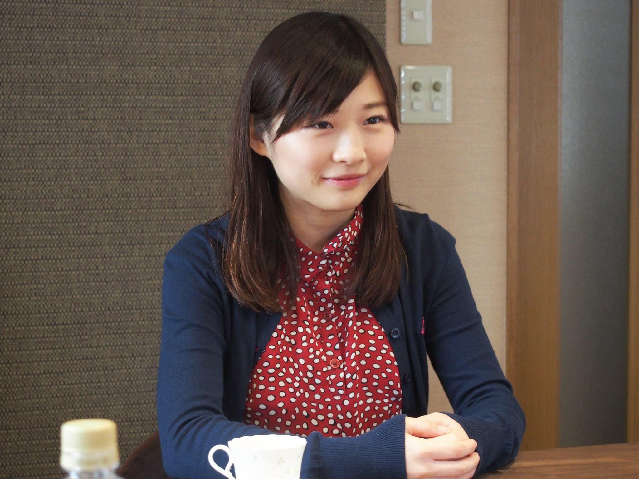 長めストレートヘアの伊藤沙莉さん