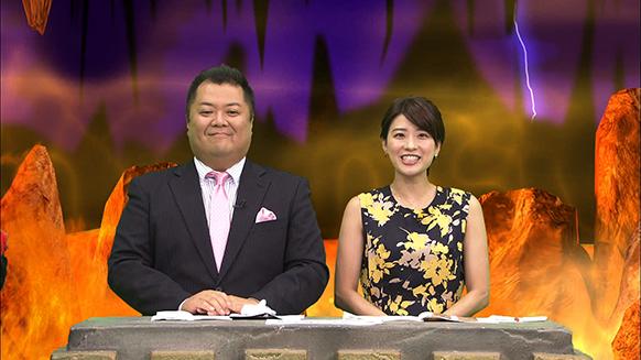 ブラマヨ小杉さんと郡司恭子さん