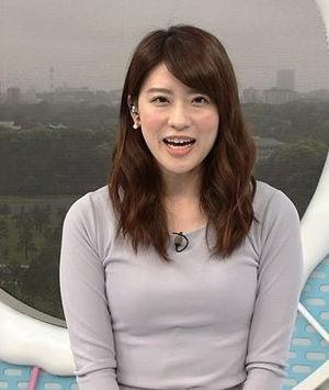 スタイルの良い郡司恭子さん