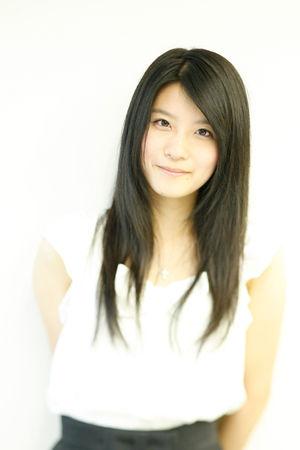 学生時代の郡司恭子さん
