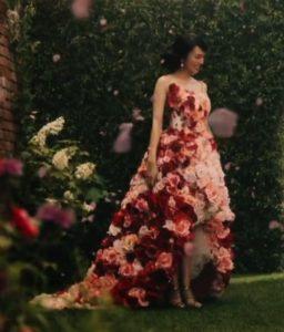 お花のドレスの柴咲コウ