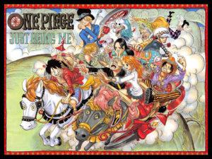 馬に乗るonepiece画像