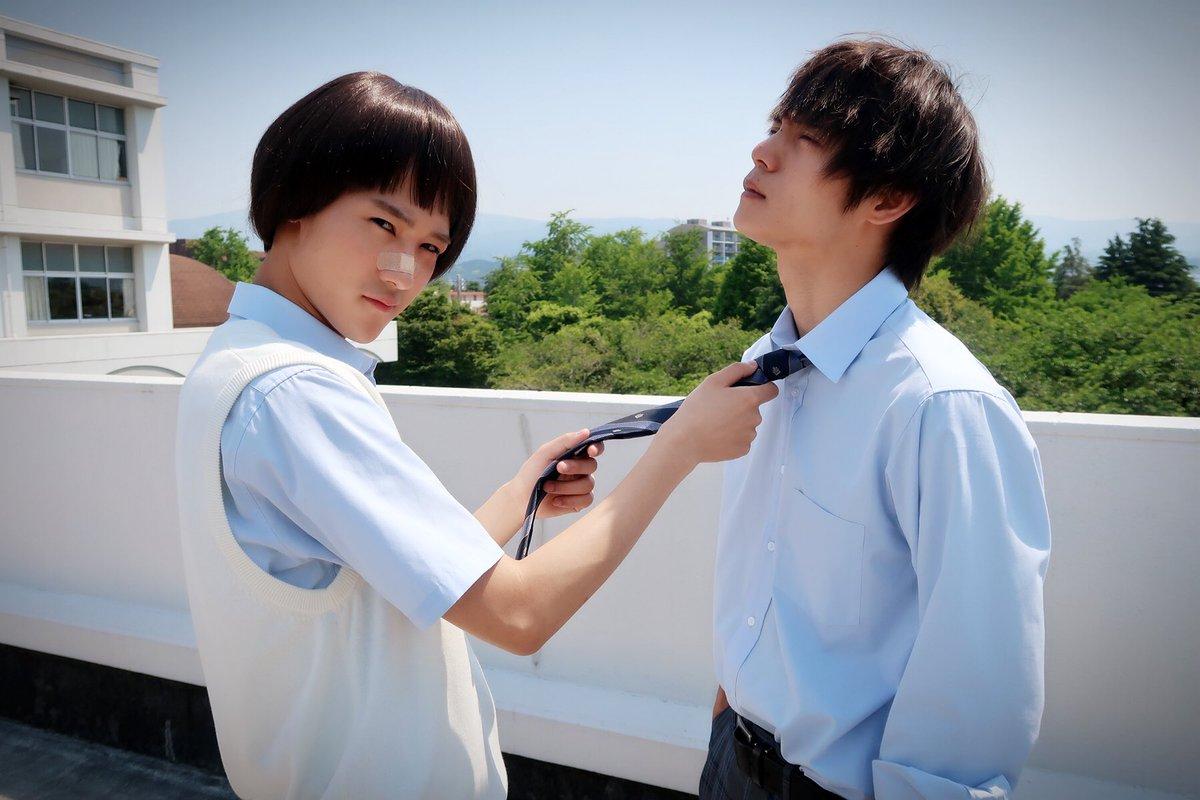 「僕たちがやりました」のマルと一緒の窪田正孝さん。くっついたり離れたりの友情にも注目でしたね。