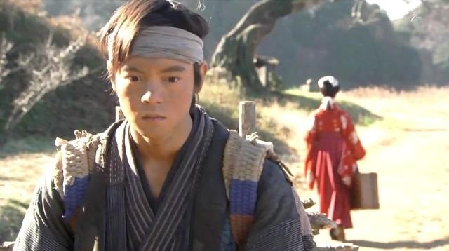 「花子とアン」に出演する窪田正孝さん。木場朝市役を熱演しました。