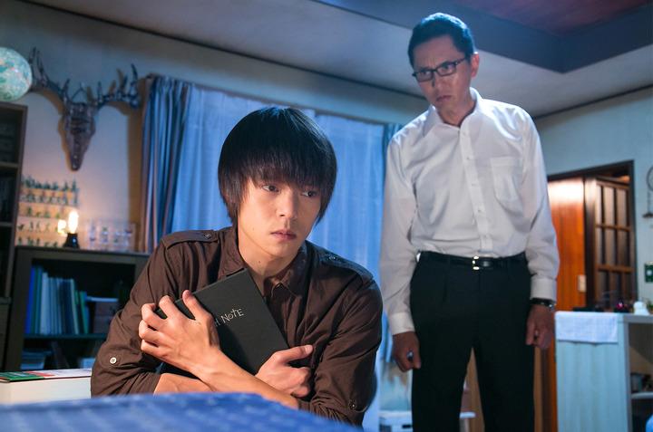 ドラマ「DEATH NOTE」に出演する窪田正孝さん。毎週日曜日が楽しみでしたね。