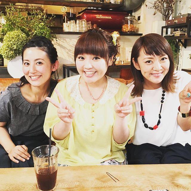 名だたる女優の方々と並ぶ柳原可奈子さん。見劣りしない可愛らしさです。ビックリですね。
