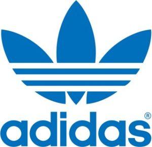 アディダスの企業ロゴ