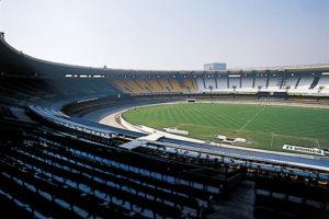 リオデジャネイロのスタジアム全景