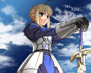 剣とセイバー