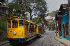 リオデジャネイロのサンタテレサ