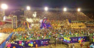 リオデジャネイロのカーニバル