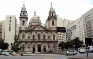 リオデジャネイロのカンデラリア教会