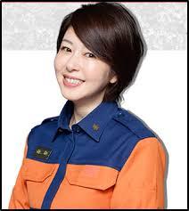 爽やか笑顔の堀内敬子