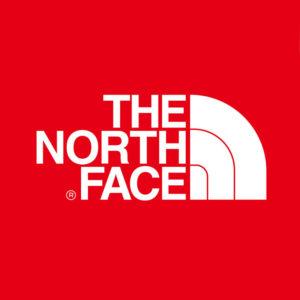 ノースフェイスの企業ロゴ
