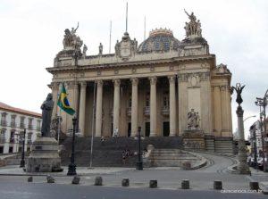 リオデジャネイロのチラデンチス宮殿