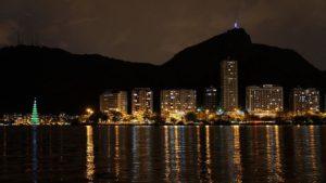 リオデジャネイロのロドリゴ・デ・フレイタス湖