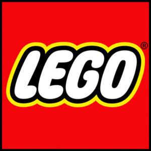 レゴの企業ロゴ