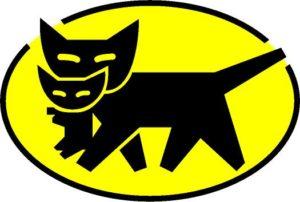 クロネコヤマトの企業ロゴ