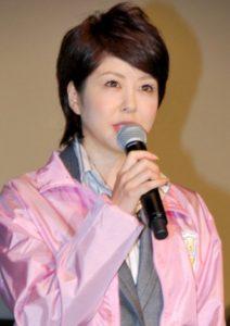 ピンクジャンパーの堀内敬子