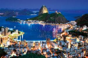 リオデジャネイロの夜景