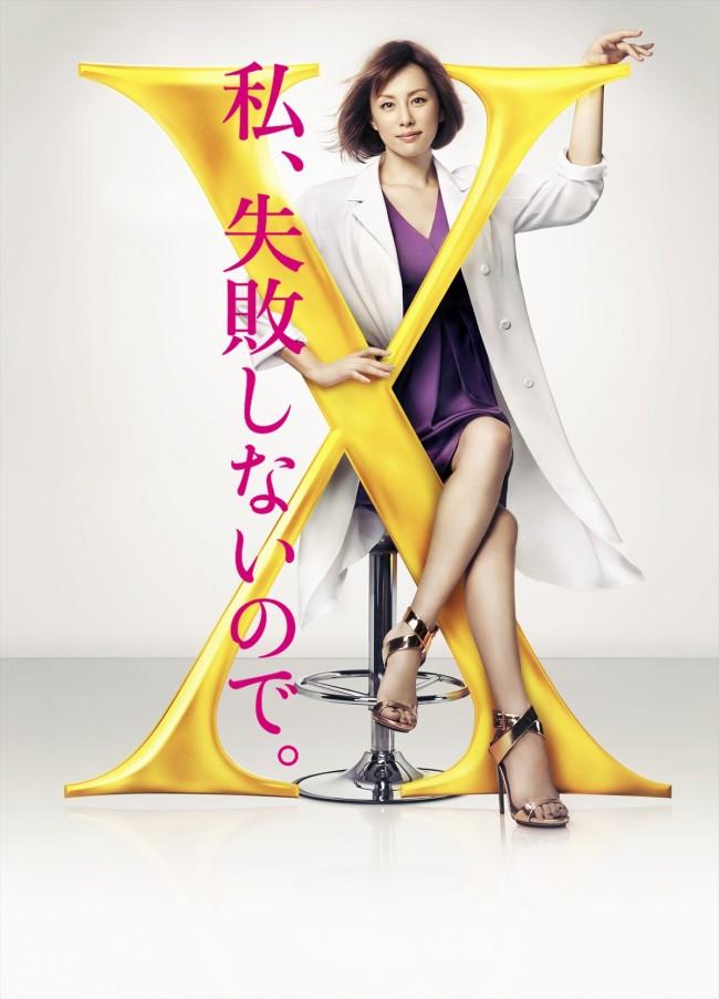 「ドクターX〜外科医・大門未知子〜」で主演を果たした米倉涼子さん。視聴率は20%超えと言われており人気シリーズになっています。