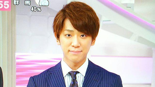 「news every.」の顔になりつつある小山慶一郎さん。日本テレビの新入社員キャスターに間違われることもあるそうです。