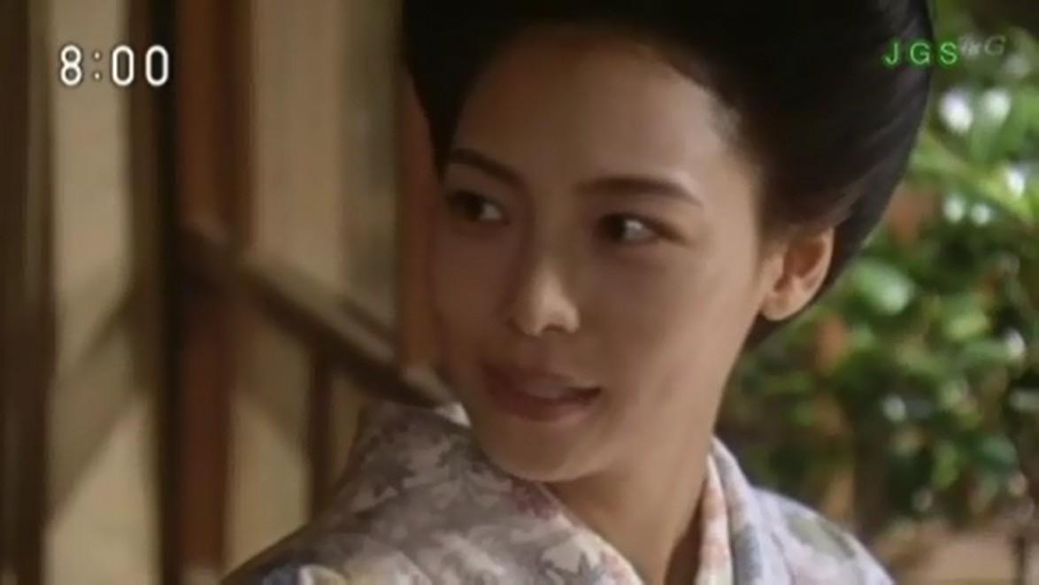 ドラマ「マッサン」に出演した相武紗季さん。流暢な関西弁でいじめ役を熱演しました。