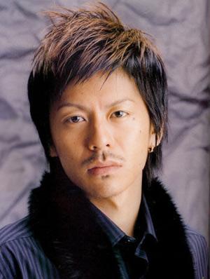 ワイルドな雰囲気の「V6」の森田剛さん。ジャニーズらしからぬ容姿ですね。