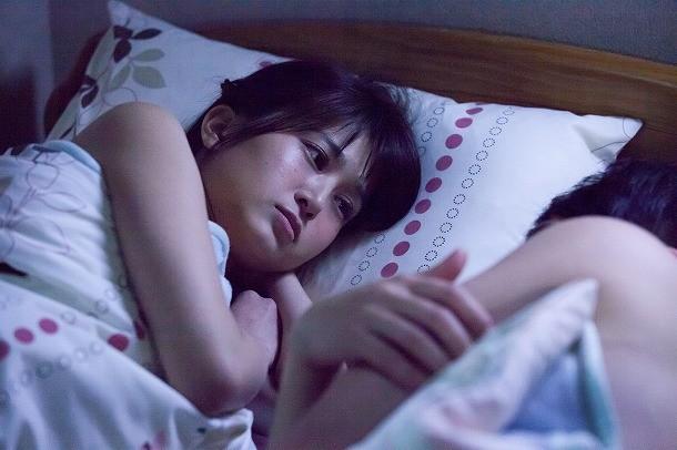 映画「ヒメノア~ル」ではベッドシーンにも挑戦した佐津川愛美さん。「エロカワイイ」魅力を存分に発揮しました。