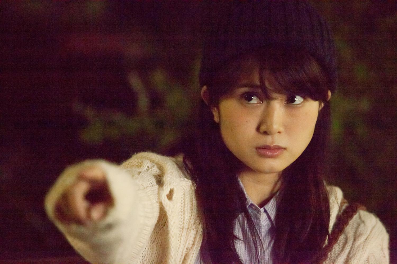 映画「ヒメノア~ル」でヒロインのユカ役を熱演した佐津川愛美さん。劇中ではストーカー行為をされたりきわどいシーンがたくさんあったそうです。